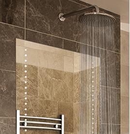 Waterproof Flush Fitting