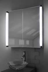 Chika LED Demist Cabinet