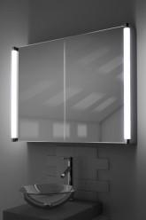 Dabir LED Demist Cabinet