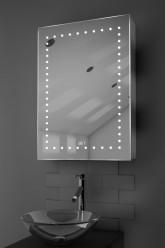Lana Clock Cabinet