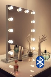 Audio Silver Edge Mirror
