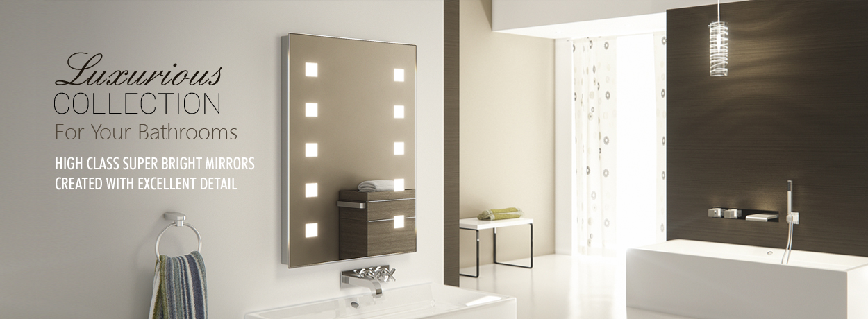 Bathroom Mirrors Cabinets UK